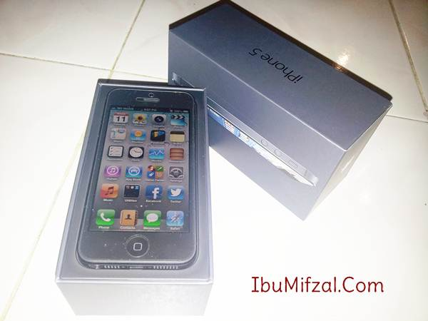 Beli iPhone 5