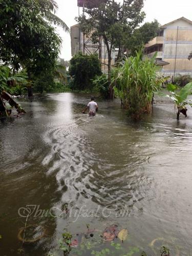 air banjir