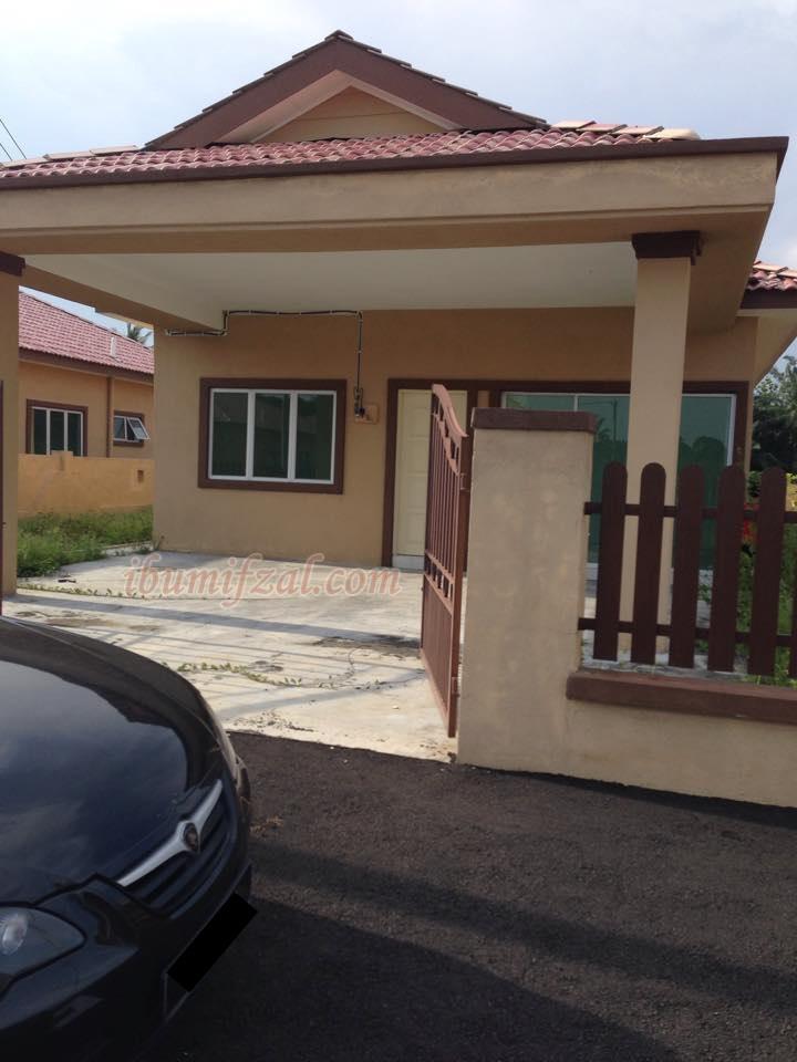 perihal rumah baru