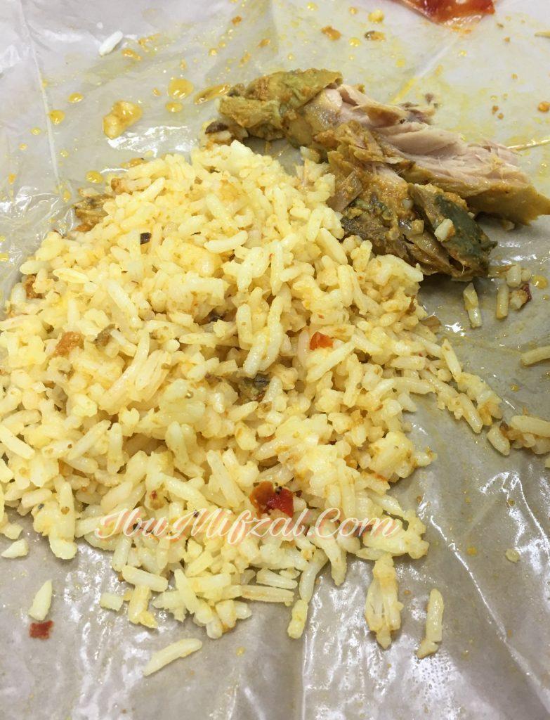 gambar nasi berlauk air dingin yang famous
