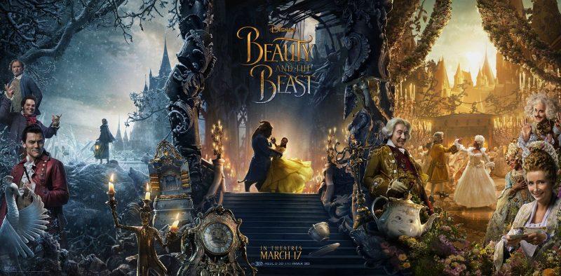 Tarikh Tayangan Filem 'Beauty & The Beast' Di Malaysia