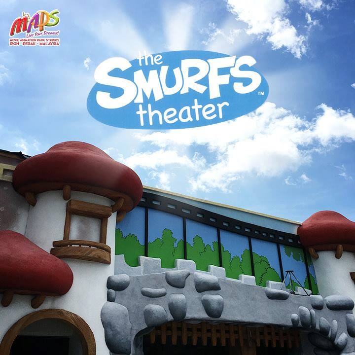 smurfs zone maps ipoh