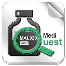 Aplikasi MediQuest Untuk Semak Produk Berdaftar Dengan KKM