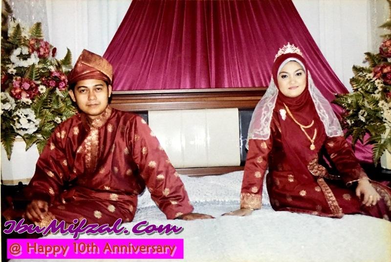 gambar perkahwinan ibumifzal