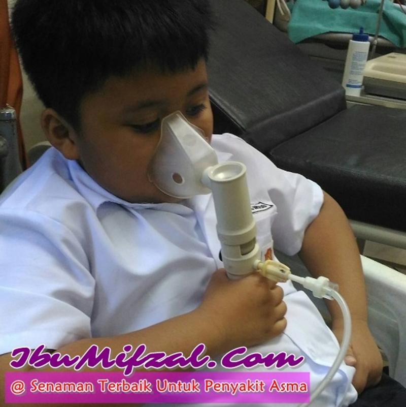 asma dan kanak-kanak