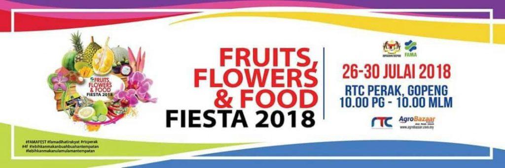 4F (Fruit, Flower, Food Fiesta)