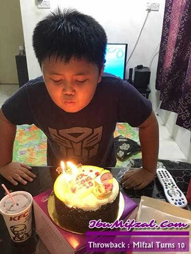 sambutan mifzal turns 10
